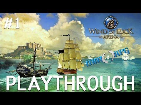 Ship Combat Playthrough #1   RipperX