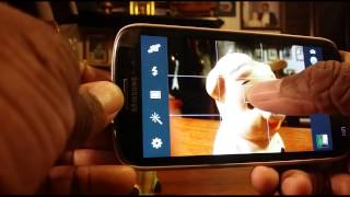 How To - Turn Off Autofocus on Android Video Camera