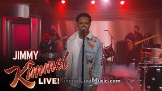 """BJ the Chicago Kid Performs """"Love Inside"""""""