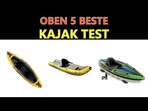 Beste Kajak Test 2018