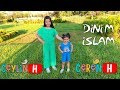 Ceylin-H | Dinim İslam ( Çocuk İlahisi ) - Nursery Rhymes & Super Simple Educational Kids Songs Hymn