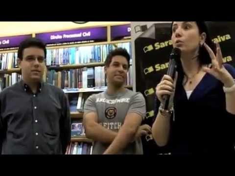 Clube do Livro Saraiva com Raphael Draccon, Luis Eduardo Matta e Marcelo Amaral