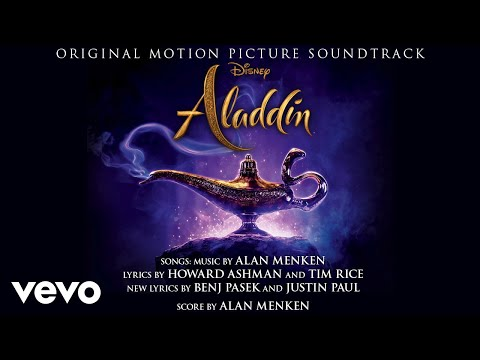 "Alan Menken - Harvest Dance (From ""Aladdin""/Audio Only)"