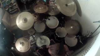I Won't See You Tonight pt 2 Avenged Sevenfold Drum Cover