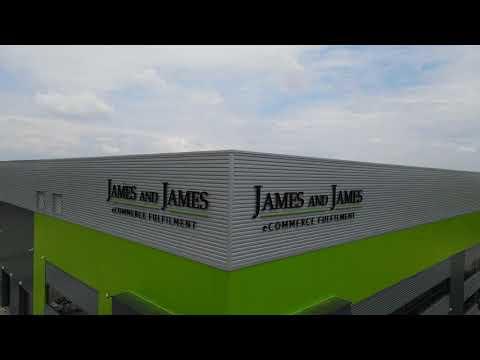 James and James Fulfilment - an award-winning, industry-disrupting fulfilment partner