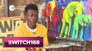 Art in Kenya is as a growing industry