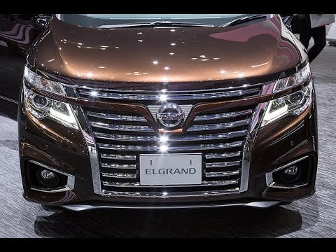 2014 NISSAN Elgrand Facelift Price, Pics and Specs 2013