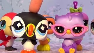 #Игрушки Моя коллекция LPS Littlest Pet Shop Маленький Зоомагазин видео для детей