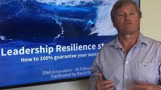 Leadership Resilience Strategies