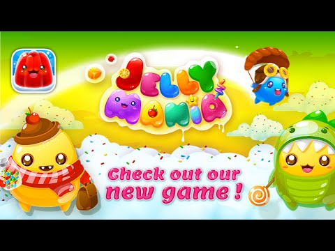 Jelly Mania trailer Thumbnail