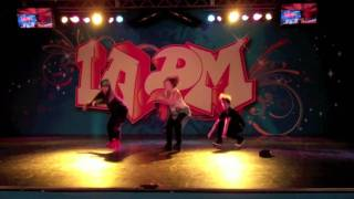 Jawan Harris - Another Planet Choreography by: Dejan Tubic & Janelle Ginestra