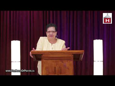 """""""Repent, for God has called Women to preach and teach"""" with Pastor Jean Tracey (THOP)"""