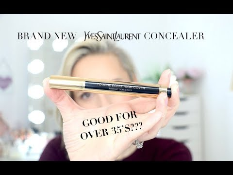 YSL Touche Éclat High Cover Concealer Review