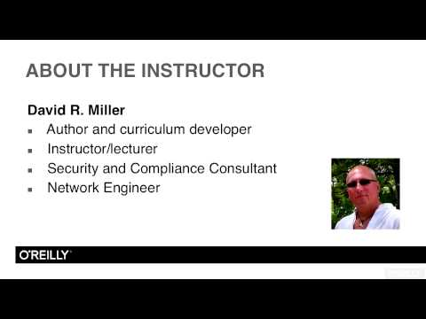 CISSP Certification Training: Domain 1 Tutorial   CISSP Course ...