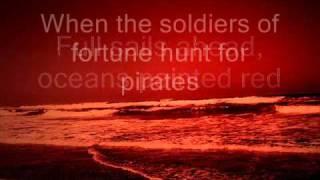 Turisas-Hunting pirates [Lyrics]