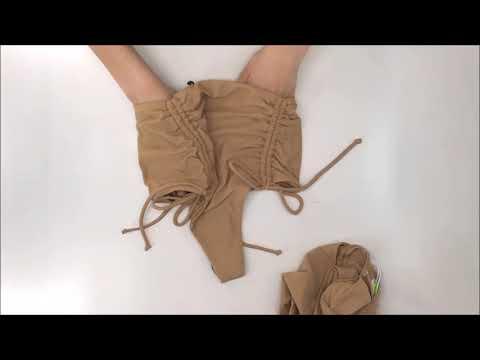 Elegantní dvoudílné plavky Hamptonella tělová - Obsessive