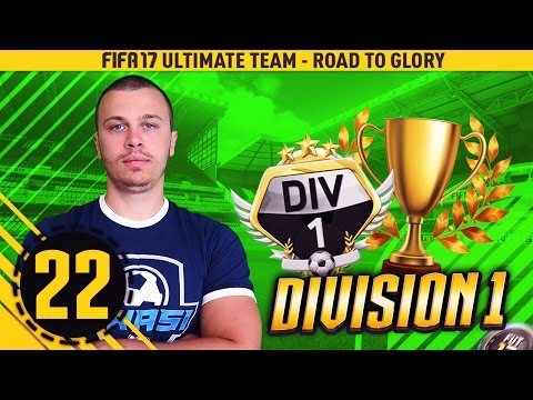 FIFA 17 DIVISION 1 GAMEPLAY #22 - HOW TO WIN GAMES IN THE BEST ULTIMATE TEAM DIVISION 1- RTG TIPS