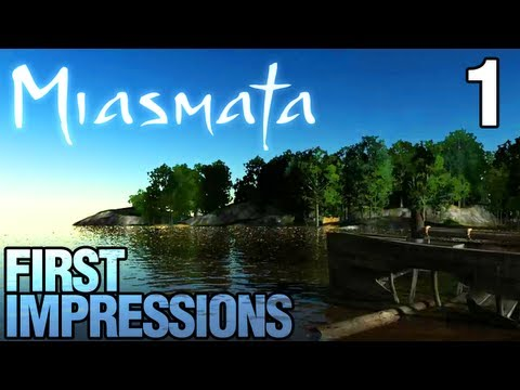 miasmata pc system requirements