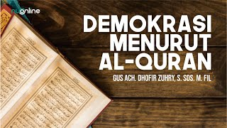 Demokrasimenurut Al-Qur'an