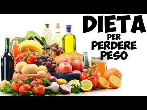 20 libbre di perdita di peso in 10 settimane