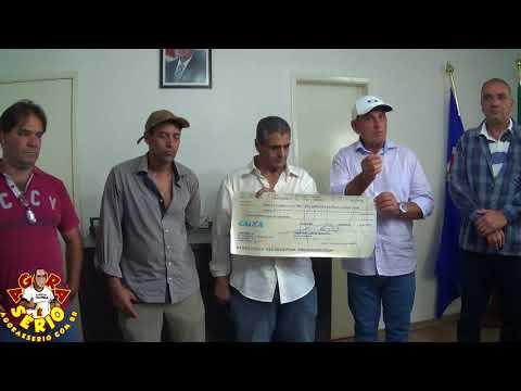 Presidente da Câmara Irineu Machado devolve para a Prefeitura de Juquitiba 165 Mil reais