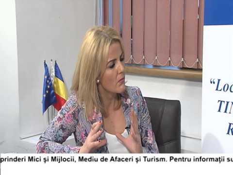 (VIDEO) Locuri de muncă pentru TINEri în București și Regiunea Sud Est – ADRIAN PANAIT (E2)
