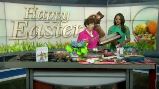 Easter brunch ideas with Mary Kay Andrews