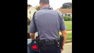 Cop Orders Woman To Pop Trunk Not Knowing She Is Filming