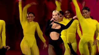 Dua Lipa   Don't Start Now (MTV EMA 2019)
