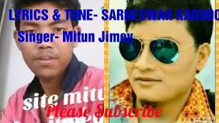 #Mitun Jimey # New Mising Song# Ayang#