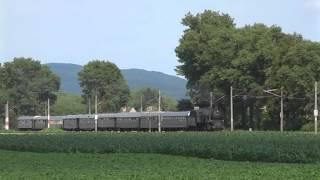 preview picture of video '33.132 mit Sonderzug nach Spitz/Donau'