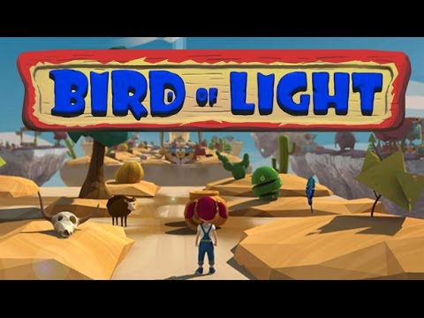 Bird of Light PC gameplay trailer thumbnail
