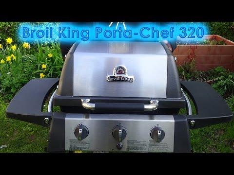 #212: Broil King Porta-Chef 320 - Unboxing und Vorstellung meines neuen Camping-Grills