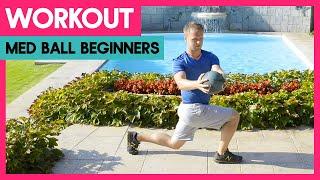 Medicine Ball Workout For Beginners