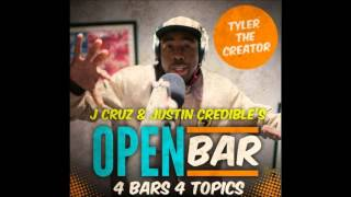 Tyler, The Creator - Open Bar (U Guessed It Freestyle) [4 Bars 4 Topics]