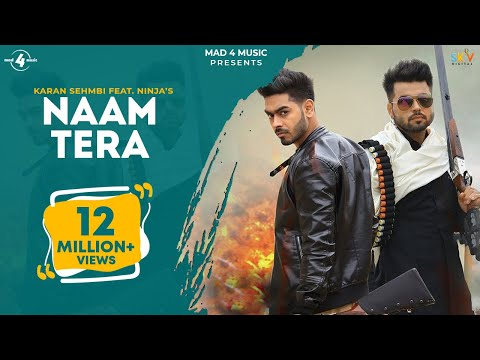 Naam Tera Lyrical