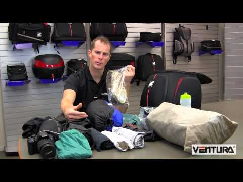 How to pack a Ventura Mistral Pack