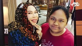 #GengPagiHot : Cik B tak suka shopping dengan Dato' Seri Vida