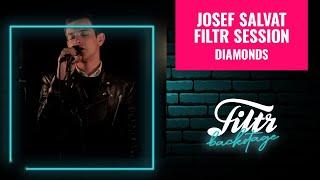 """Josef Salvat """"Diamonds"""" (Filtr Sessions - Acoustic)"""