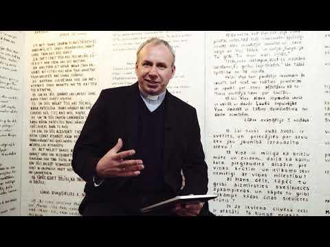 Rīgas Svētā Pāvila draudzes video svētbrīdis | 19.04.2020