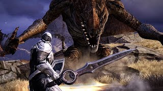 Infinity Blade III for iOS - Gameplay