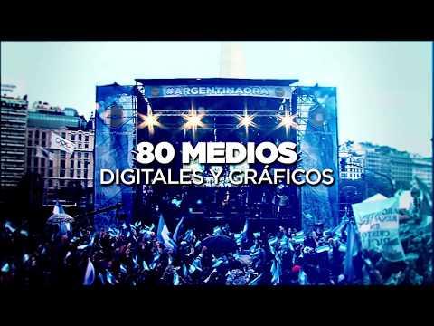 #ArgentinaOra | Cobertura de prensa
