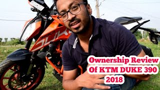 Ownership Review of KTM DUKE 390 2018 | Pros and Cons of buying a KTM DUKE 390