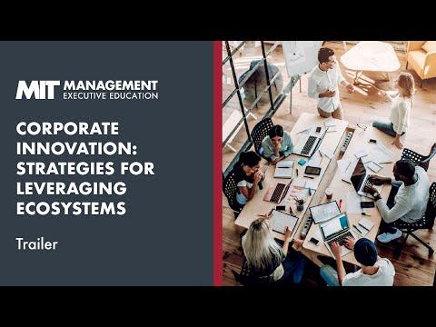 MIT Sloan Corporate Innovation | Course Trailer