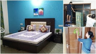 Bedroom Deep Cleaning Routine|| Diwali Cleaning