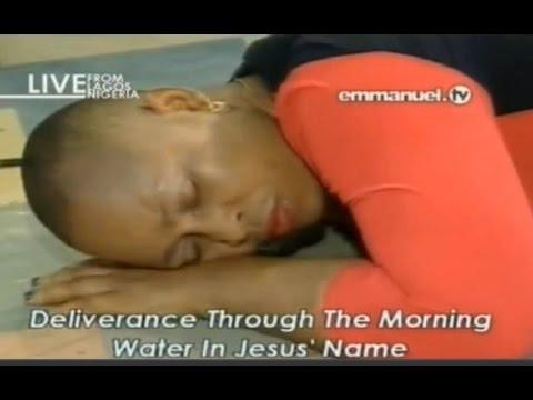 SCOAN 12/07/15: Prayer With Morning Water (Satan & Evil Spirits