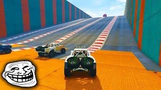 RAMPAS TROLL! - CARRERA GTA V ONLINE - GTA 5 ONLINE