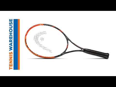 Head Graphene XT Radical MP A Racquet Review