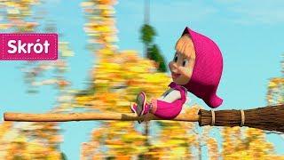 Masza i Niedźwiedź 🤸♀️🧹Och, jestem świetny w lataniu!🧹🤸♀️ Nowa miotła
