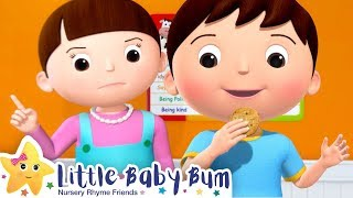The Naughty Song - Halloween | Nursery Rhymes & Kids Songs - ABCs and 123s | Little Baby Bum